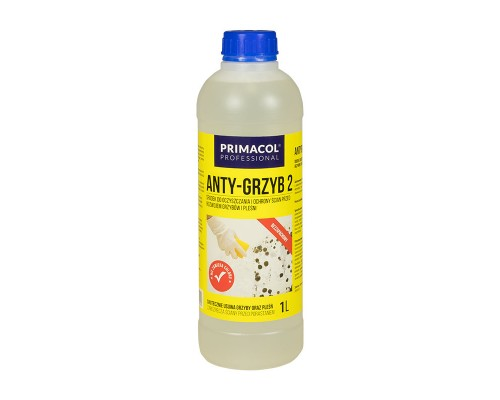 Средство от грибка на стенах, ANTY-GRZYB 2, Primacol Professional 1л.