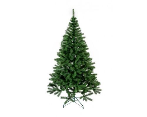 Искусственная елка зеленая Буковельская, 2,1 м