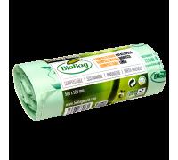 Мусорные пакеты BioBag компостируемые, 30л, 20 шт