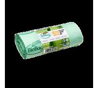 Мусорные пакеты BioBag компостируемые, 140л, 20 шт