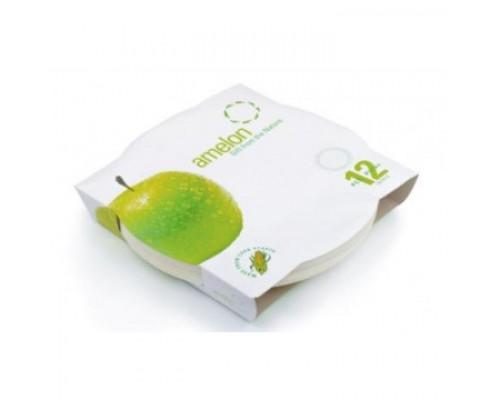 Тарелки для фруктов из кукурузного крахмала, Amelon, 12 шт.