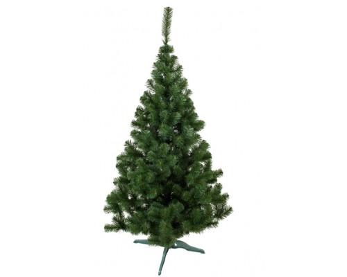 Елка искусственная Лесная зеленый, 2,2 м.
