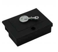 Контейнер для мышей Biogrod приманочный, черный