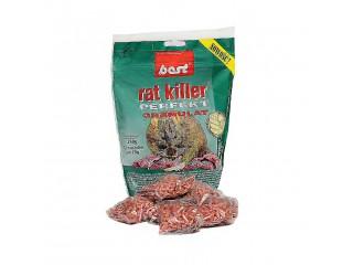 Как избавиться от крыс и мышей с помощью крысиного яда.