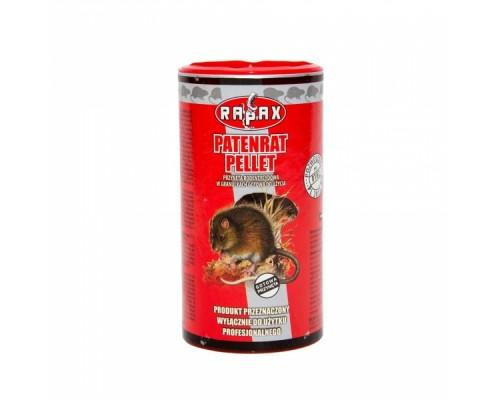 Средство для крыс и мышей в гранулах 250 грамм, Rapax