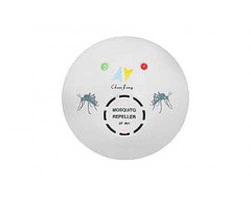 Ультразвуковой отпугиватель комаров Mosquito Repeller ZF801, 30 м²
