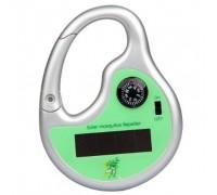 Брелок для защиты от комаров на солнечной батарее, 5 кв.м.