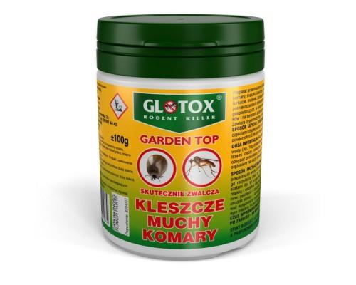 Средство от ползающих и летающих насекомых Glotox 6 соток, 100 гр