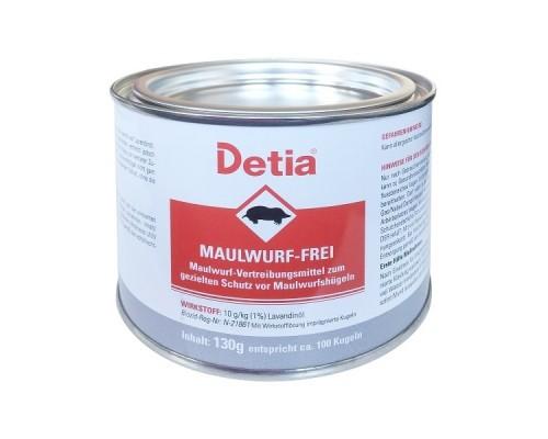 Средство отпугивания кротов Detia, био-шарики, 130 гр
