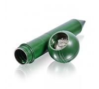 Отпугиватель кротов на батареях Garden Line, 8 соток, зеленый