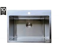 Кухонная мойка Galati Arta U-550 60*45см. прямоугольная