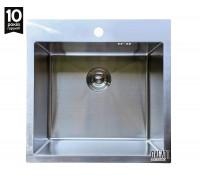 Мойка для кухни Galati Arta U-450 5050 квадратная