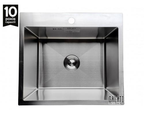 Кухонная мойка Galati Arta U-490 54*48см.