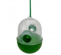 Ловушка для ос, мух и насекомых Progarden, зеленый 2 штуки