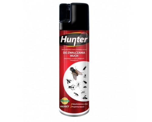 Аэрозоль Hunter от мух и других насекомых, 400 мл