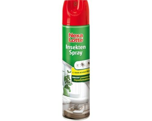 Спрей натуральный от мух, ос, комаров Nexa Lotte, 400 мл.