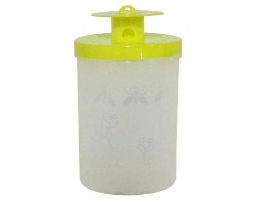 Ловушка для ос и мух пластиковая, 800 мл.