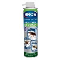 Средство от насекомых парализатор Bros, 300мл
