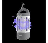 Ловушка для комаров уличная аккумуляторная портативная Noveen IKN851 LED