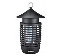 Лампа от комаров Noveen IKN7 IPX4 черный, 55 м²
