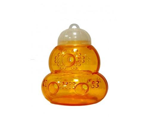 Ловушка для ос, шершней, мух и других летающих насекомых GUARD'n CARE фигурная, оранжевый