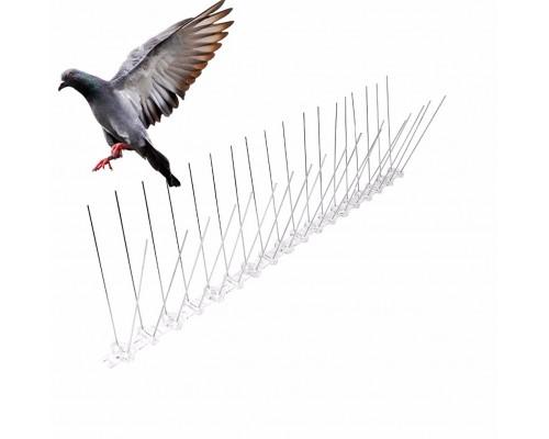 Шипы от голубей и других птиц Jacopic, 0,5м