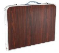 Стол складной для пикника Folding Table, 120*60*70(55)см, МЕЛКИЙ ОПТ