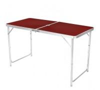 Стол складной для пикника, 120*60*70см