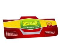 Клеевая ловушка для тараканов Chemis, 5 шт