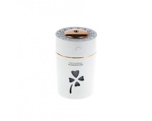 Мини Увлажнитель-ночник Fortune Grass Humidifier, белый
