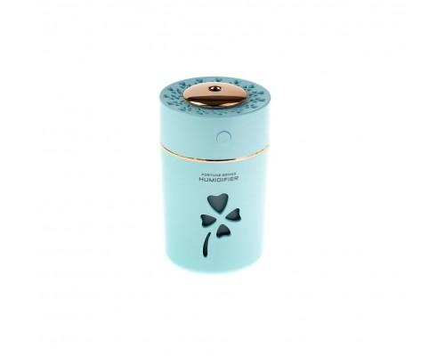 Мини Увлажнитель-ночник Fortune Grass Humidifier, голубой