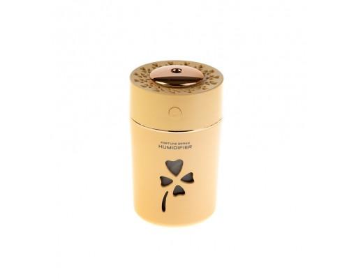 Мини Увлажнитель-ночник Fortune Grass Humidifier, желтый