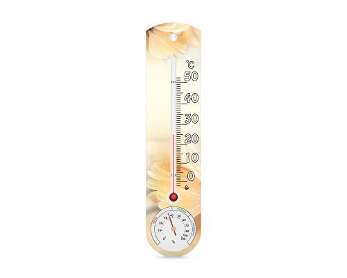 Гигрометр-термометр механический для детской, Гербера