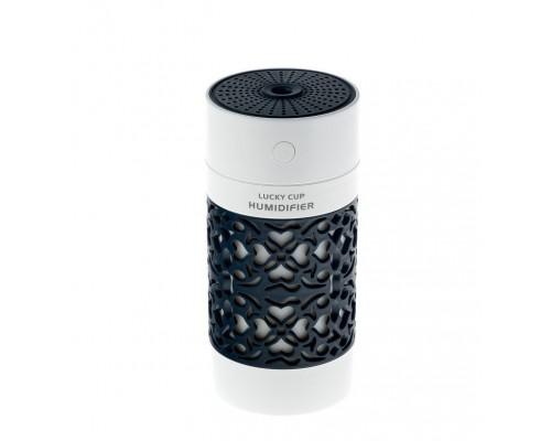 Увлажнитель-ночник мини Lucky Cup Humidifier, черный