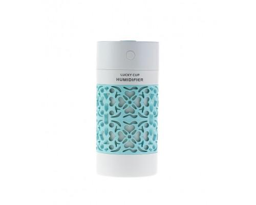 Увлажнитель-ночник мини Lucky Cup Humidifier, голубой