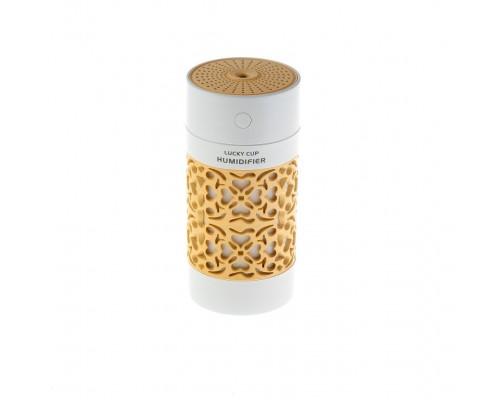 Увлажнитель-ночник мини Lucky Cup Humidifier, оранжевый