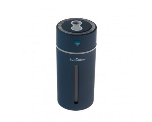 Увлажнитель-ночник мини Diamond Cup Humidifier, темно-серый