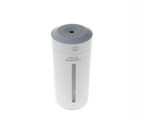 Мини Увлажнитель-ночник Color Cup Humidifier, белый