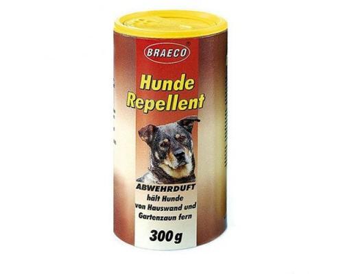 Средство для отпугивания собак Braeco, 300 гр