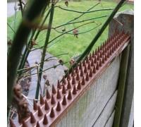 Шипы от животных и птиц Chomik, 5м коричневые