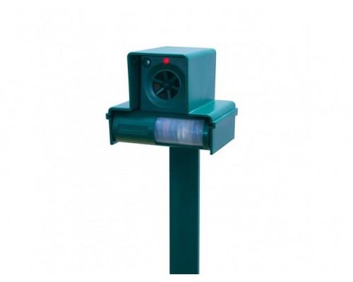 Ультразвуковой отпугиватель собак и кошек Leaven LS-987S, до 85 кв.м.